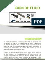 MEDICIÓN DE FLUJO-P55