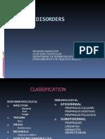 BULLOUS DISORDER (4th yr).ppt