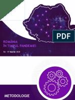 Ires_România în timpul pandemiei_Sondaj de opinie_16-17 Martie 2020