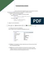 Framework Gema Gestión
