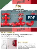 COMPANY PROFILE PT ASA FS DIVISION