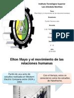 ELTON-MAYO