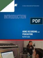 Us Pro Home Recording Ea