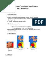 Fracture de La Tete Humerale