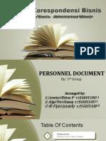 Praktek Korespondensi Bisnis - Kelompok 3.pptx