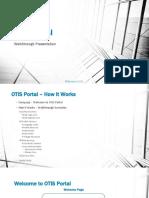 OTIS Portal - How It Works - Rev.3.0