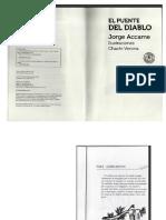 Horacito - Del Libro Puente Del Diablo