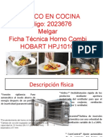 equipo horno combi HOBART HPJ101G.pptx