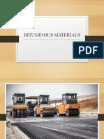 Bituminous Materials, Adhesive, Sealant.pptx