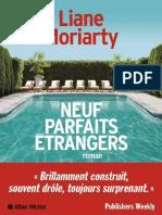 EBOOK  Liane Moriarty Neuf parfaits étrangers