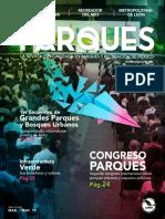 Revista Parques - Marzo-Mayo