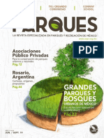 Revista Parques (Junio-Septiembre)