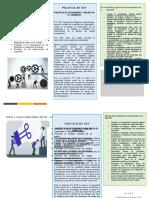 FOLLETO DE ROLES Y RESPONSABILIDADES DIVUGACION DE LA POLITICA SST Y NORMAS DE SEGURIDAD (1)