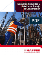 Manual de Seguridad y Salud en el Trabajo de Construcción