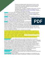 Definiciones Astrofísica IB