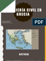 Ingeniería civil en Grecia