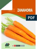 Perfil comercial ZANAHORIA
