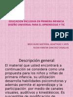 4. MATERIAL ADAPTADO; EDUCACIÓN INCLUSIVA EN PRIMERA INFANCIA DISEÑO UNIVERSAL PARA EL APRENDIZAJE Y TICS.pptx