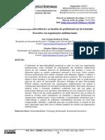 Comunicação intercultural e os desafios do profissional em Secretariado Executivo em organizações multinacionais