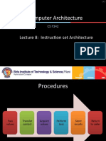 Lecture 8 - Procedures, Stack Control.ppsx