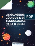 eBook Linguagens Codigos e Suas Tecnologias Enem
