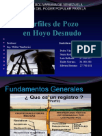 REGISTRO DE POZO 1