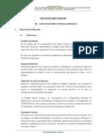 ESPECIFICACIONES (Generales )-CANAL