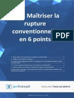 Livre blanc - Juritravail - Rupture conventionnelle .pdf