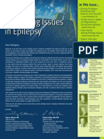LEADing Issues in Epilepsy