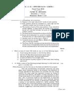 DEPR-Paper-III-English-PY-2016