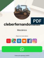 cartao-digital-cleberfernandominin