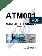 Manual de ATM001