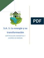 CERTIFICACIÓN ENERGÉTICA 1