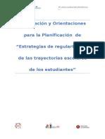 3-Orientaciones para la elaboración de estrategias de regularización de los estudiantes - DGES