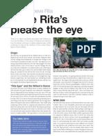 Hotspots Family Report - Willem's Hoeve Rita