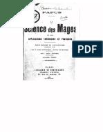 La science des mages papus.pdf