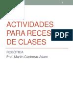 actividades para receso de clases