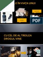 DROGURILE ÎN VIAȚA UNUI OM.pptx