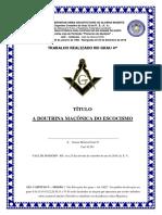 Trabalho - Doutrina Maçonica do Escocismo - Geison Moreira Freire - para o G9.pdf