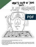 Checkers Joe
