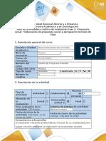 Guía de actividades y rúbrica de evaluación Fase 3- Elaboración de  Propuesta social y Apropiación lecturas del Zopp.docx
