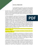 4- EL SENTIDO TEOLÓGICO DE LA PREDICACIÓN