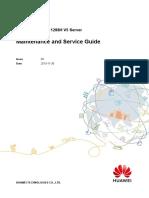 FusionServer Pro 1288H V5 Server V100R005 Maintenance and Service Guide 09