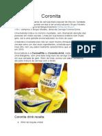 Coronita drink