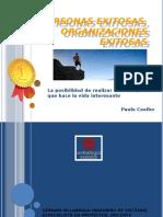 TALLER PERSONAS EXITOSAS, ORGANIZCIONES EXITOSAS.pptx