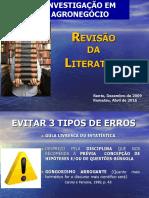 Aula4_RevisãoLiteratura