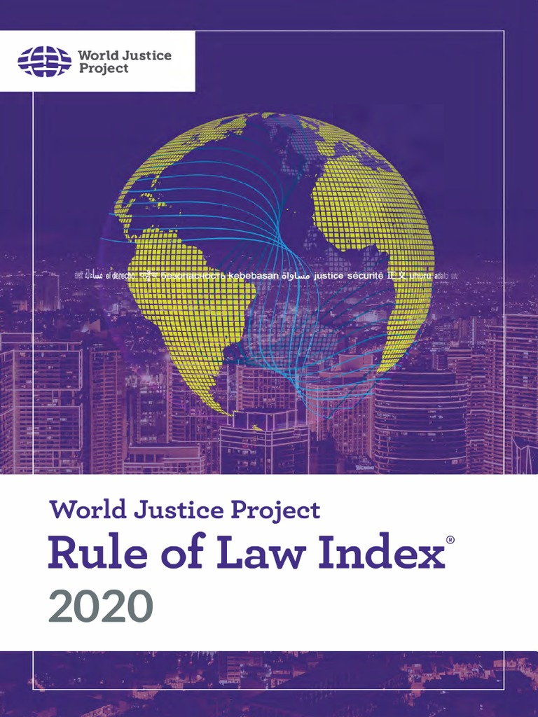 rule of law index rule of law