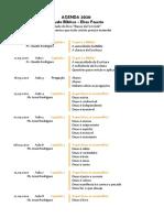 Agenda EB Elias Fausto 2020