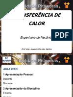 Aula Zero_Transferência de Calor