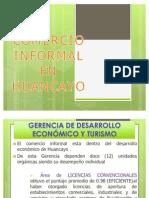 Comercio Informal en Huancayo[1]